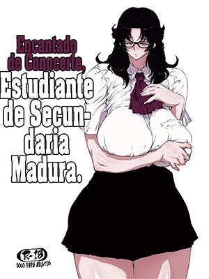 Jukujoshikousei|Estudiante De Secundaria Madura