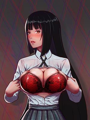 Kakegurui【Pack Hentai】(MEGA y MEDIAFIRE)